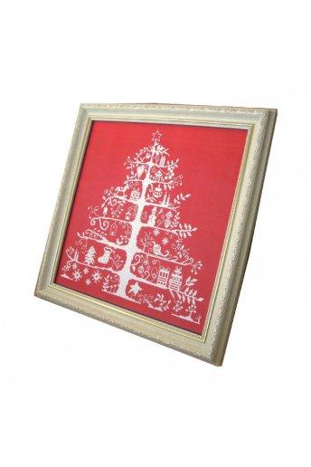 クリスマスツリーキット専用額