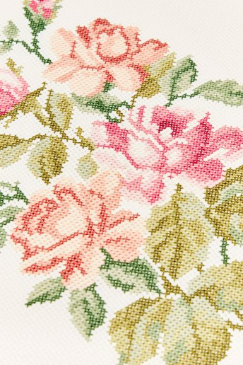 Aida Embroidery Fabric 11 count - 4.4 pts/cm