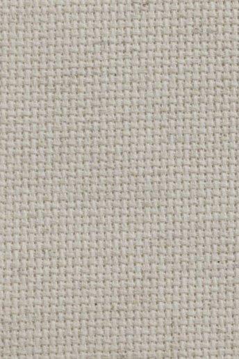 Toile aida 5.5 pts/cm, coton, lin polyester