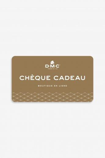 Cheque Cadeau - Valeur de 60€
