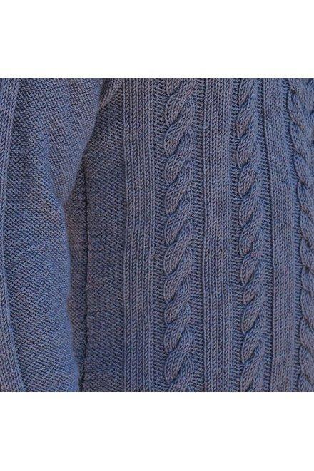 Modèle tricot pull glasgow