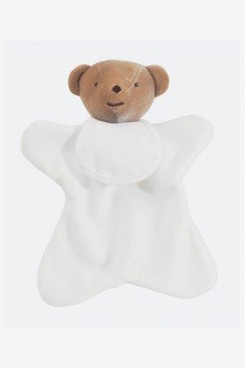 Plush cuddly teddy bear
