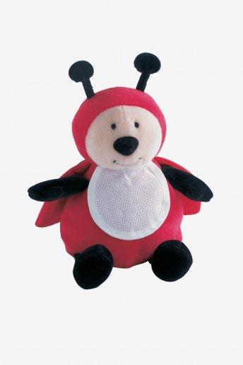 Little ladybird soft toy