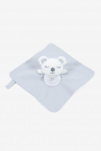 Grey Stitchable Koala Cuddly Blanket