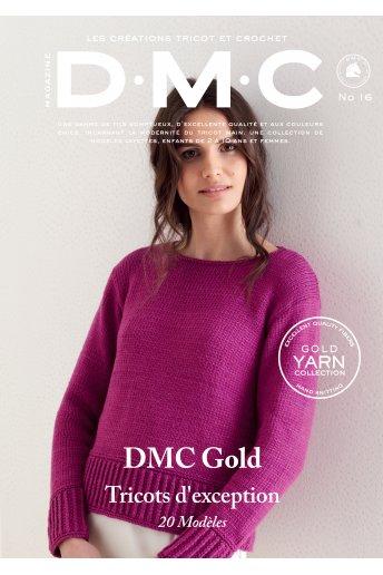 Catalogue Tricot et crochet gamme Gold