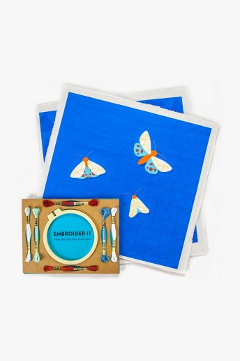 Moth Pillow Kit