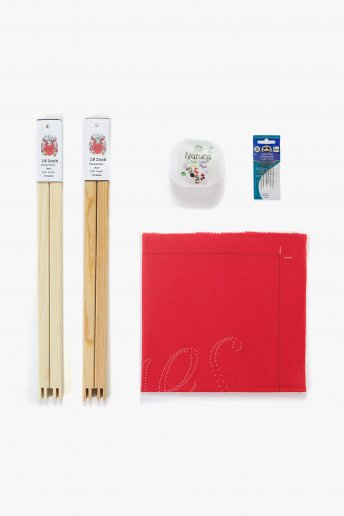 YES Big Stitch Kit Coral