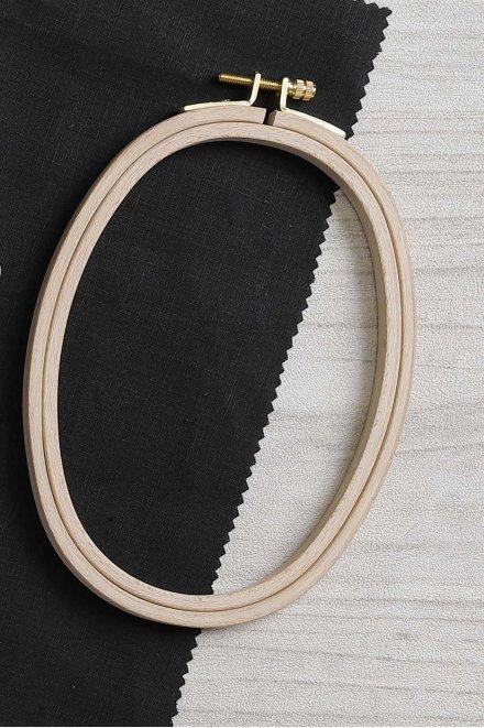 刺しゅう枠 オーバル(楕円型)