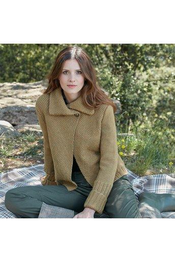 Modelo tricot inverness