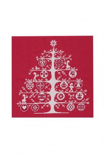アルネ&カルロス クリスマスツリーキット(赤色)