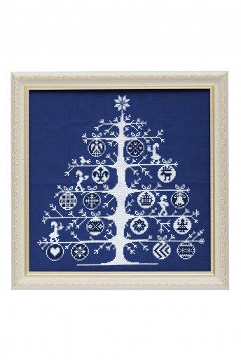 アルネ&カルロス クリスマスツリーキット(紺色)