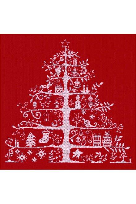 クリスマスキット(ツリー・赤)