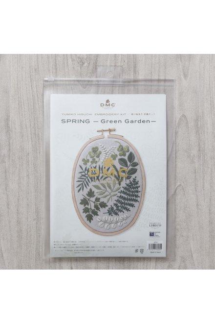 樋口愉美子 SPRING -Green garden-