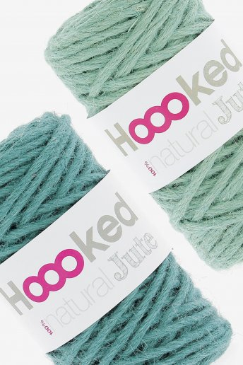 Fil Hoooked Natural Jute