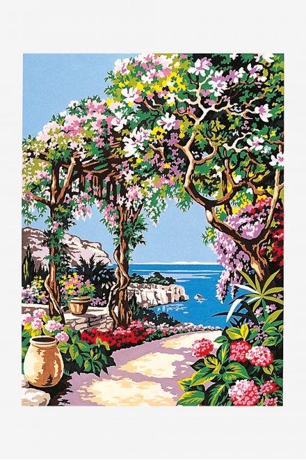 Antique Canvas - Côte d'Azur