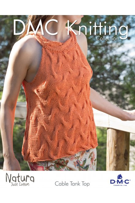 Cable Tank Top