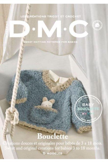 ブークレット-Bouclette Sweet knitting Patterns for Babies-