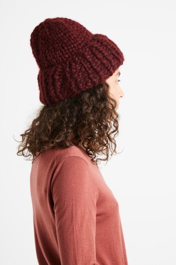 Laid Back Hat Pattern