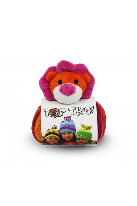 Top This! ® Lion Hat