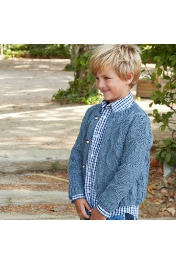 Modello tricot Lucas gilet