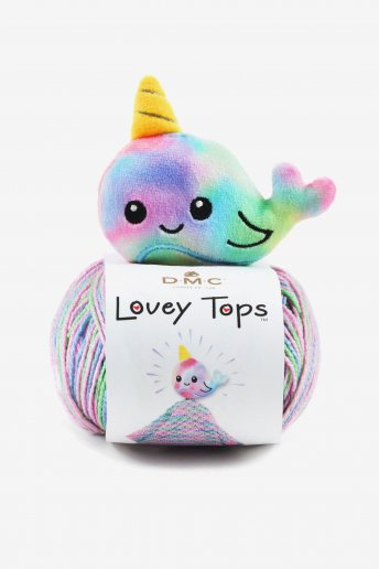 Lovey Tops Narwhal