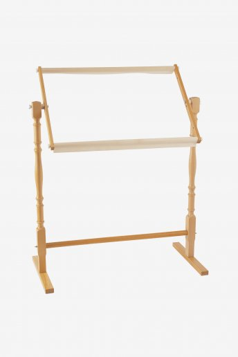 Beechwood rotating frame, large