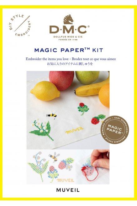 MAGIC PAPER KIT(MUVEIL)