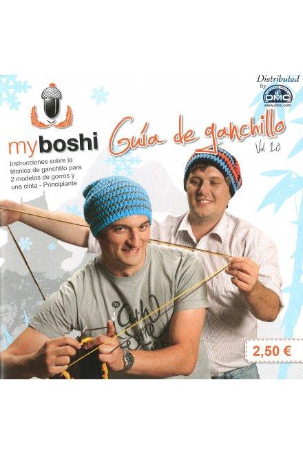 Mini libro Myboshi