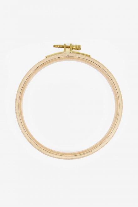 Tambour en bois(cercle à broder)
