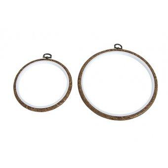 "Round flexi hoop 17cm / 7""<br/><br/>"