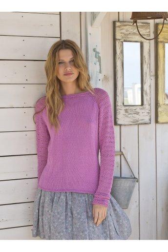 Modèle tricot althea pull