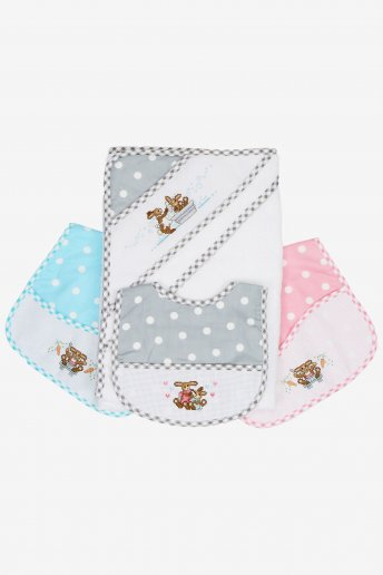 Polka Dot Baby Bundle