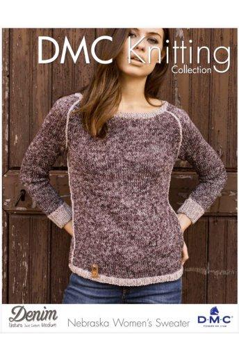 Nebraska  Women's  Sweater