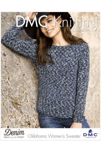 Oklahoma  Women's  Sweater
