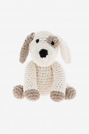 Kit amigurumi Millie o cão