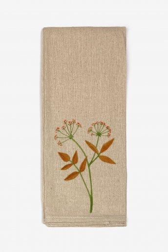Coriander Stitchable Towel Kit