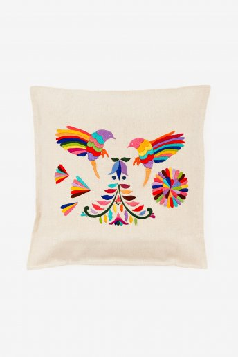 Lovebirds Cushion Cover Kit