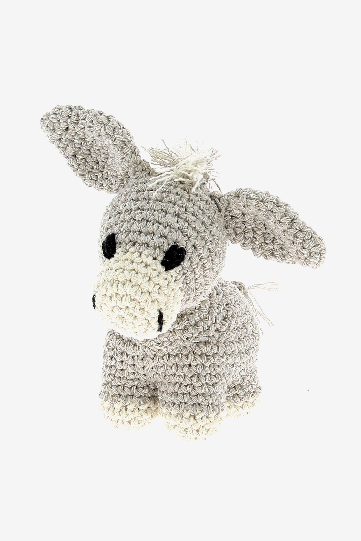Kit crochet débutant - Marionnette Mary Ours - Kit crochet - Creavea | 3000x2000