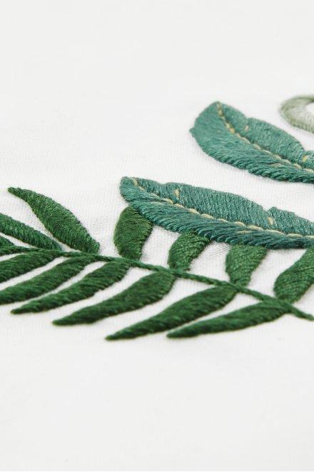 Fern & Toruousa  pattern