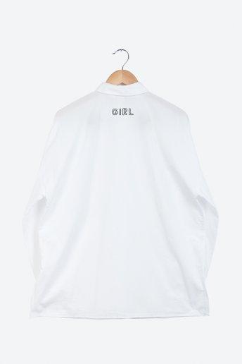 Girl Font  pattern