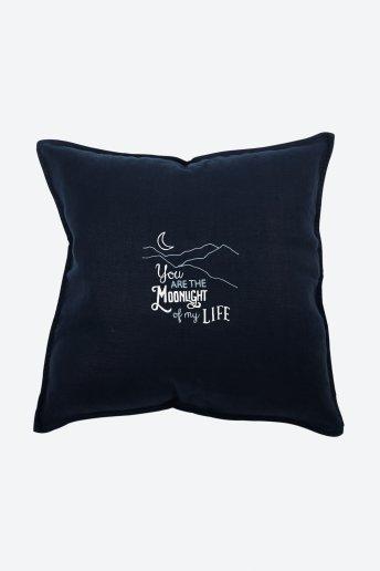 Moonlight of my life - motif broderie