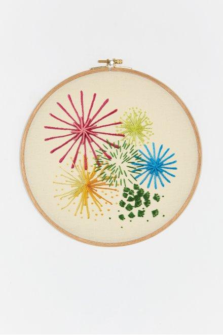 Fogo de artificio - desenho