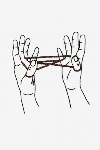 String Fingers - pattern