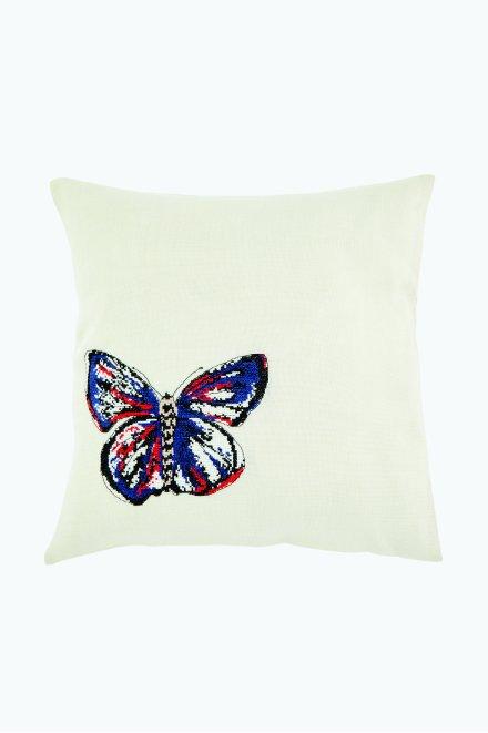 Papillon kate - Diagramme point de croix