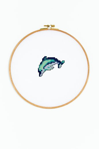 Dolphin  pattern