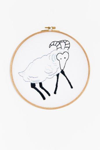 Zodiac carneiro - desenho
