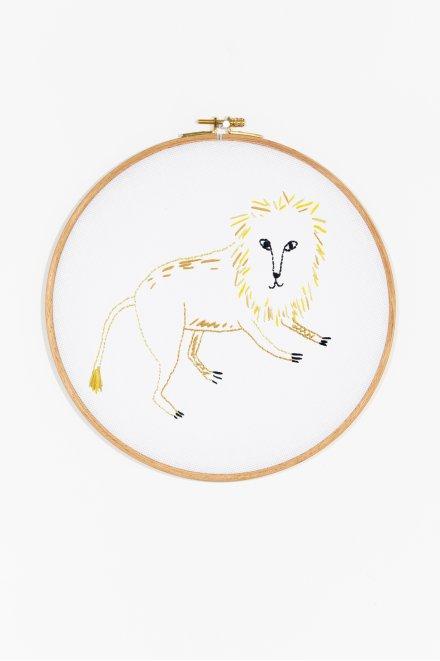 Zodiac leão - desenho