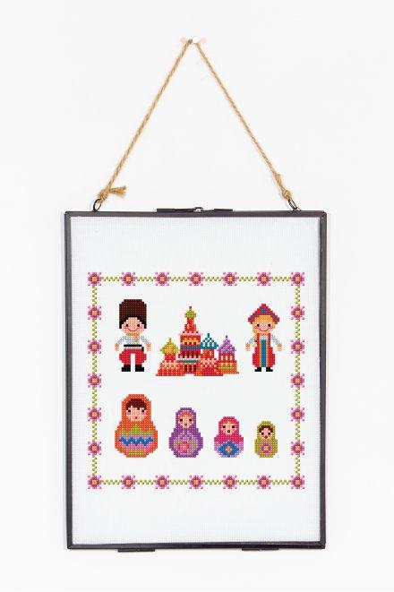 Russian Dolls - pattern