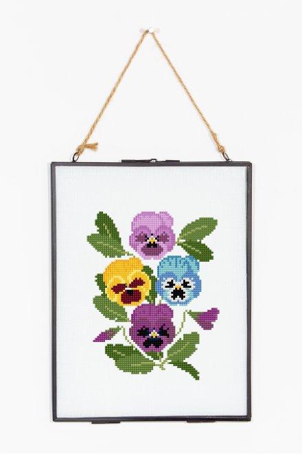Violette decorative