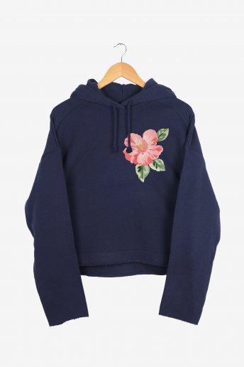 Flor hawaiana - Diagrama de bordado